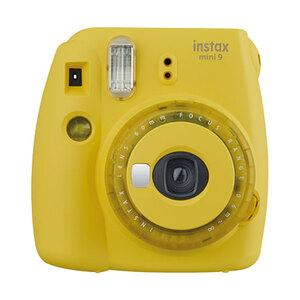 Fujifilm Instax Mini 9 Sofortbildkamera Gelb1