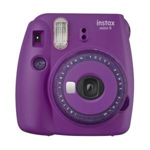Fujifilm Instax Mini 9 Sofortbildkamera Lila1