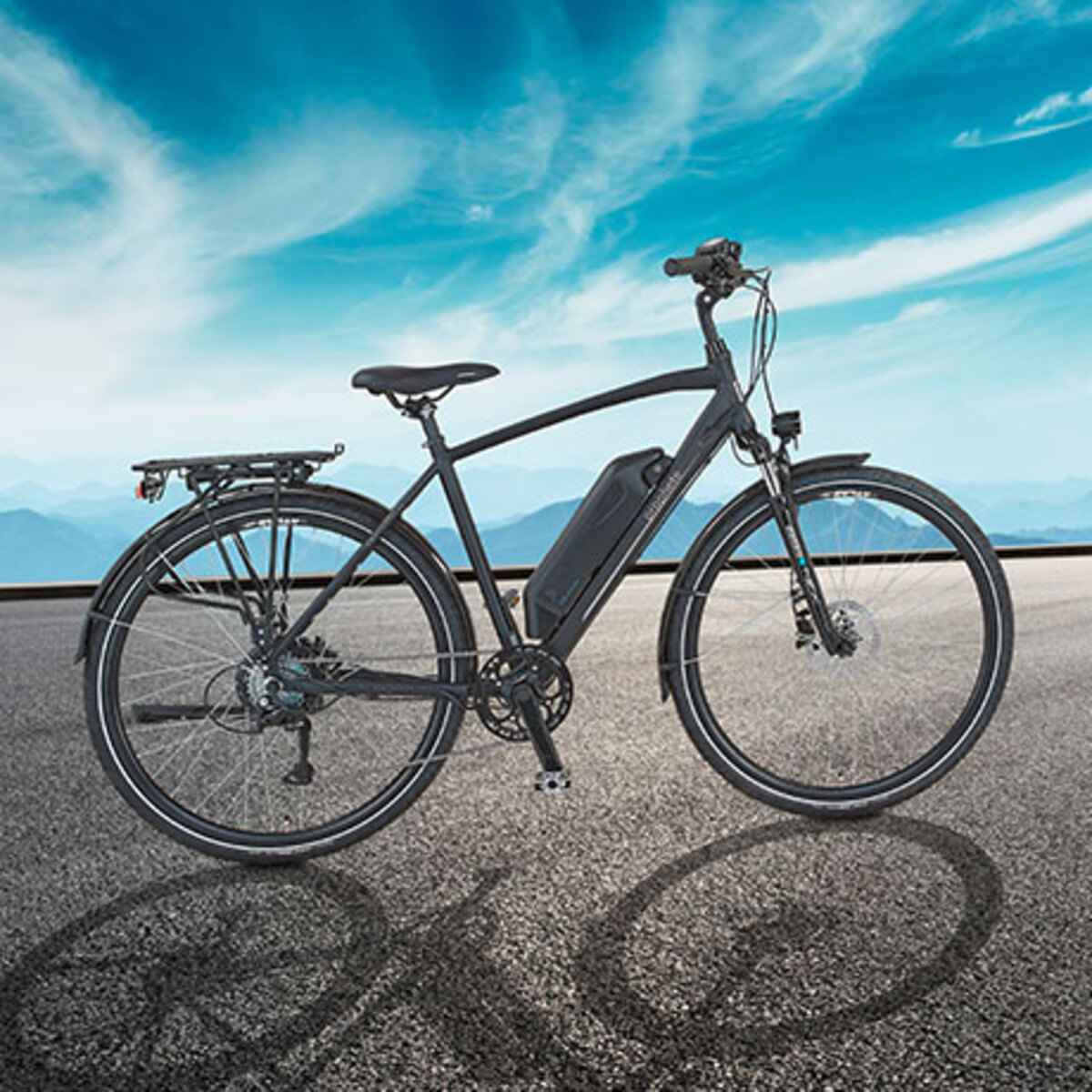Bild 1 von Trekking-E-Bike Herren1