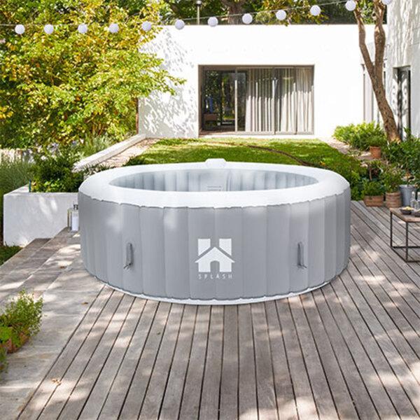 Aufblas-Whirlpool Splash Uni1