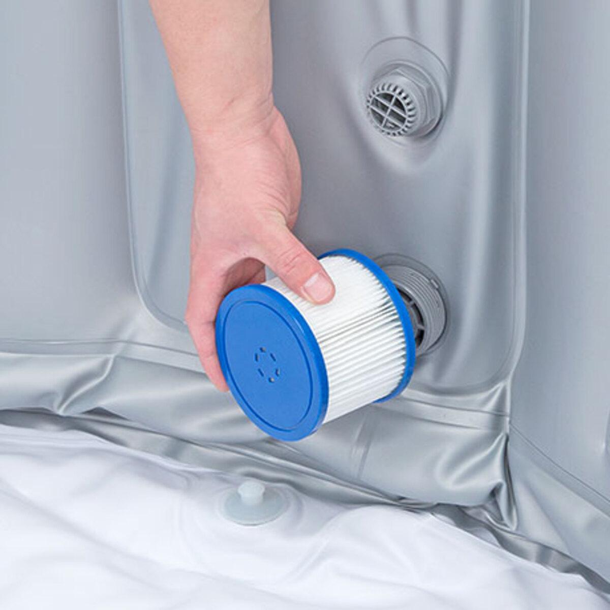 Bild 5 von Aufblas-Whirlpool Splash Uni1