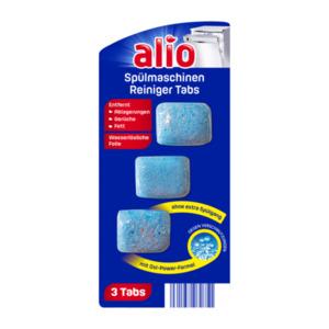 ALIO     Spülmaschinen Reiniger Tabs