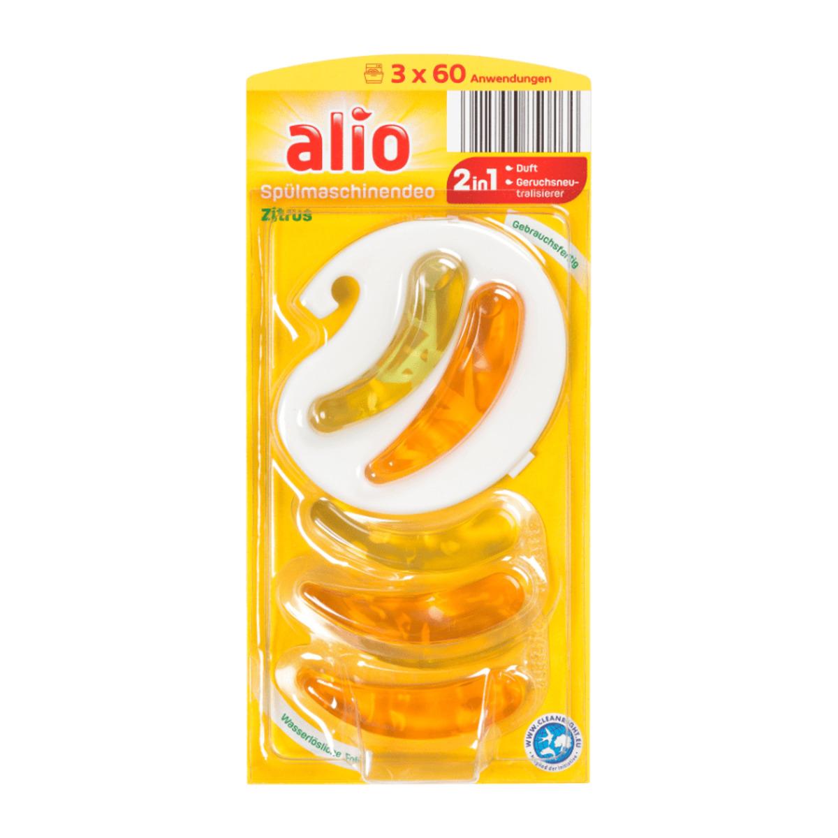 Bild 2 von ALIO     Spülmaschinendeo