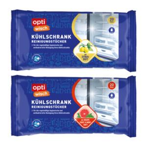 OPTIWISCH     Kühlschrank Reinigungstücher