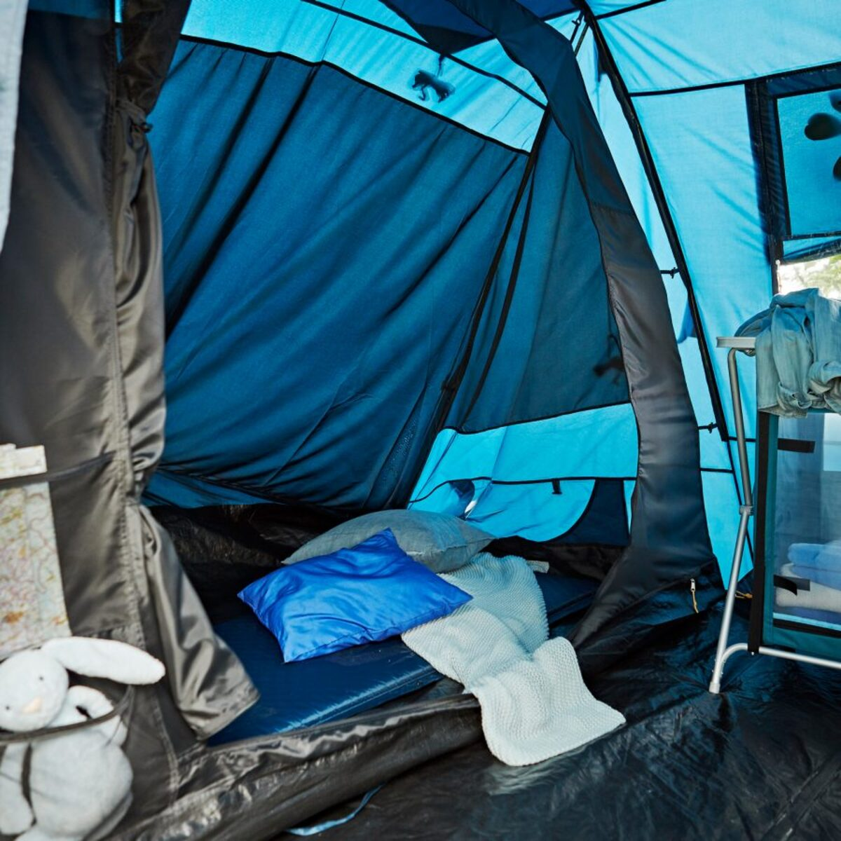 Bild 4 von ADVENTURIDGE     4-Personen-Großraumzelt