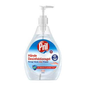 PRIL     Hände Desinfektionsgel