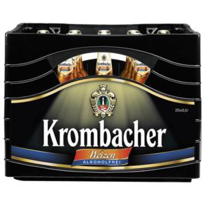 Krombacher Weizen Alkoholfrei 20x0,5l