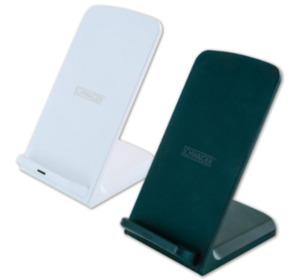 SCHWAIGER Wireless-Qi-Ladeständer