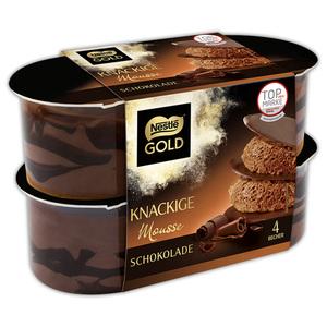 Nestlé Gold Knackige Mousse