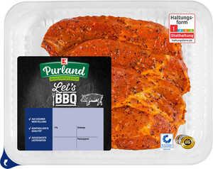 K-PURLAND Nacken-/Kammkotelett