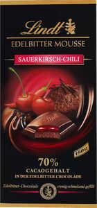 LINDT Schokolade Edelbitter Mousse