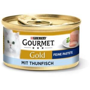 Gold Feine Pastete 12x85g Thunfisch
