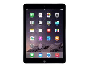 Apple iPad AirMD785FD/A 24,6 cm (9,7 Zoll) (IPS-Technologie (In-Plane-Switching), Retina-Display) 16 GB Tablet-PC - Apple A7 1,30 GHz Prozessor - Grau - iOS 7 - Multi-Touch 2048 x 1536 Display - Blue