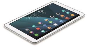 Huawei MediaPad T1 10.0 LTE Tablet weiss/silber