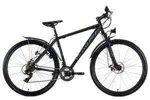 "Mountainbike Hardtail ATB Twentyniner 29"" Heist schwarz"