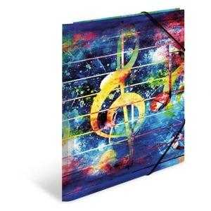 Sammelmappe DIN A4 - Musik