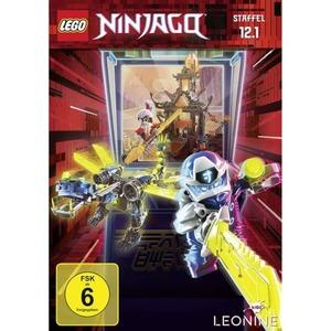 LEGO® NINJAGO® - DVD - Staffel 12.1