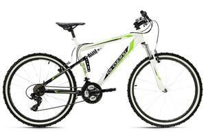 Mountainbike Fully 26'' Scrawler RH 51cm