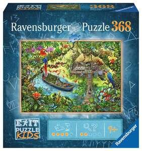Ravensburger Puzzle EXIT Dschungelexpedition 368T