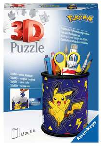Ravensburger Puzzle 3D Untensilo Pokemon 54T