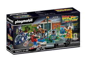 PLAYMOBIL 70634 Back to the Future Part II