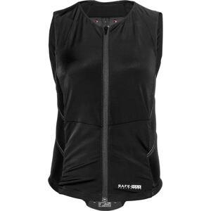 Safe-Max® Damen Protektorweste 1.0 schwarz Damen Größe L