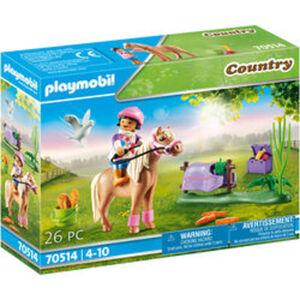 "PLAYMOBIL® Country 70514 Sammelpony ""Isländer"""