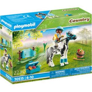 "PLAYMOBIL® Country 70515 Sammelpony ""Lewitzer"""
