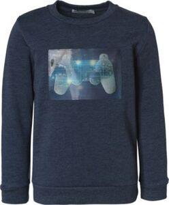Sweatshirt  indigo Gr. 140 Jungen Kinder