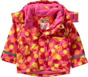 Skijacke  pink Gr. 80 Mädchen Baby