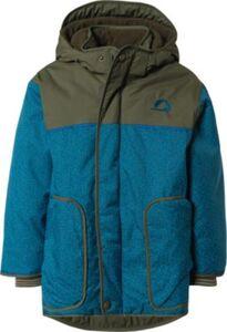Kinder Winterjacke TUNTURI ICE blau Gr. 92/98