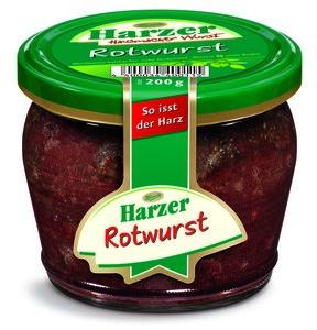 Harzer Rotwurst
