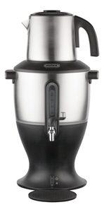 Mulex Wasserkocher »Samowar«, mit Edelstahlkanne und Wasserstandsanzeige