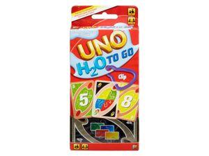 MATTEL Spiel »UNO H2O To Go«
