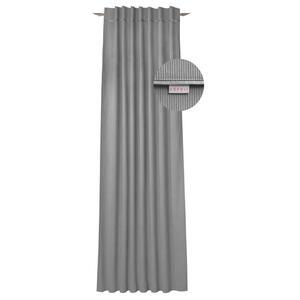 Esprit Vorhangschal blickdicht 130/250 cm  E-Cord  Grau