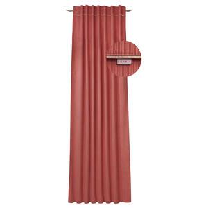 Esprit Vorhangschal blickdicht 130/250 cm  E-Cord  Orange