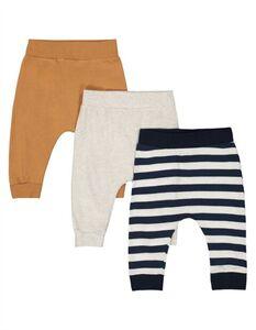 Newborn Sweatpants - 3er-Pack
