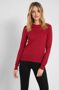 Pullover mit 3D-Muster