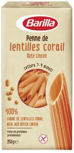 Barilla Penne Rote Linsen 250 g