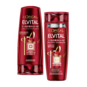 Elvital Shampoo oder Spülung