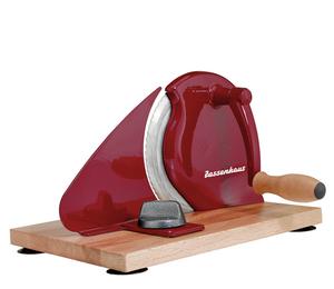 Zassenhaus Brotschneidemaschine rot