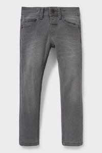 C&A Skinny Jeans, Grau, Größe: 92
