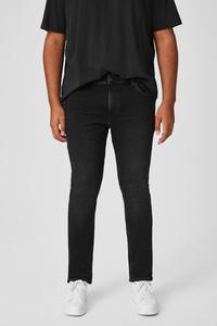 C&A Slim Jeans-Flex Jog Denim, Schwarz, Größe: W42 L30