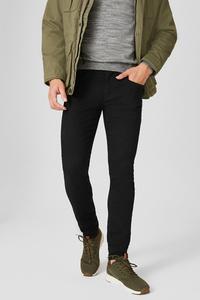 C&A Skinny Jeans, Schwarz, Größe: W28 L32