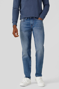 C&A Tapered Jeans, Blau, Größe: W28 L32