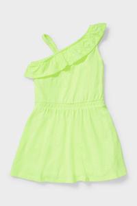 C&A Kleid, Gelb, Größe: 92