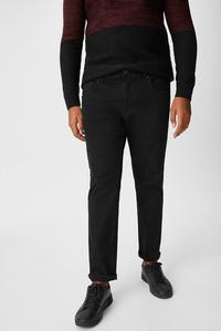 C&A Regular Jeans, Schwarz, Größe: W42 L30