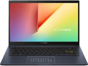 ASUS VivoBook 14 S413EA-EB094T, Notebook mit Zoll Display, Intel® Core™ i5 Prozessor, 8 GB RAM, 512 SSD, Intel Iris Xe Grafik, Bespoke Black