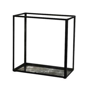 Laterne aus Glas
