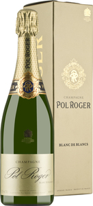 Champagner Pol Roger Blanc de Blancs Brut  in Gp 2012 - Schaumwein, Frankreich, trocken, 0,75l